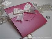 Pozivnica za vjenčanje Classic Raspberry