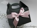 Kutija za kolače - Black & pink Beauty