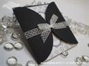 Pozivnica za vjenčanje Black Dotty Diva
