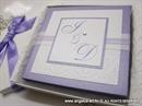 Ekskluzivna čestitka - Violet Book
