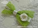 Kitica i rever za vjenčanje Bijela ruža