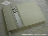 Knjiga gostiju za vjenčanje Srebrni leptiri