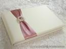Wedding guestbook - Pink Elegance