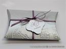 pillow box silver