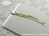 Pozivnica za vjenčanje Charm Gold