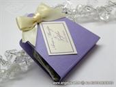 Konfet za vjenčanje Lila & krem lavanda