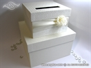 kutija za kuverte krem masna