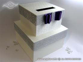 kutija za novce sa cirkonima