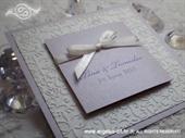Pozivnica za vjenčanje Royal Trendy Light