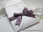 Wedding invitation - Lilac Shine Beauty