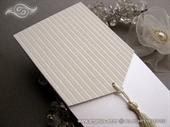 Wedding invitation - Elegant Cream Classic