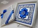 Ekskluzivna čestitka - Royal Blue