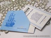 Wedding invitation - Love Boat