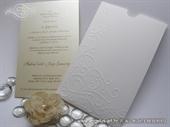 Wedding invitation - Charm Cream
