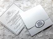 Wedding invitation - Mrs&Mr - Classic Budget