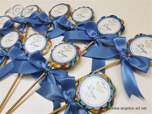 sarene lizalice konfeti za krstenje