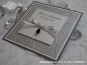 Pozivnica za vjenčanje Royal Trendy Perla