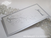 Menu za vjenčanje - Srebrni leptirov let