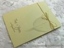 Zahvalnica za vjenčanje Natur list